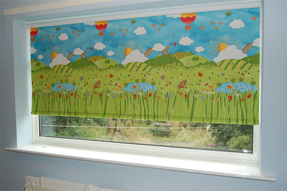 Roller Blinds Astley Bridge Blinds
